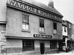 Waggon and Horses Public House - Norwich